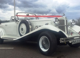 beauford wedding car hire in Hatfield